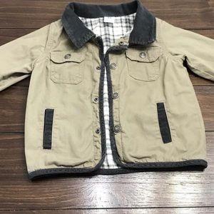 Toddler Boy Field Jacket